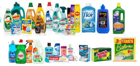 Solblanc productos de limpieza e higiene personal todas for Productos limpieza cocina